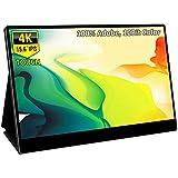4k Portable Monitor Touchscreen, GMK 14 Inch...