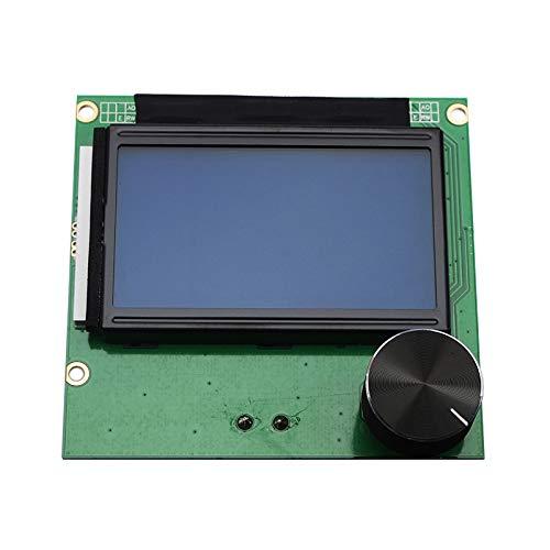 Cobeky Controller Rampen 1,4 LCD 12864 Display Blau Screen Kabel für S4 S5 3D-Drucker Teile (FüR Ender-3-Drucker)
