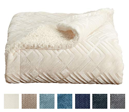Home Fashion Designs Premium Reversible Sherpa and...