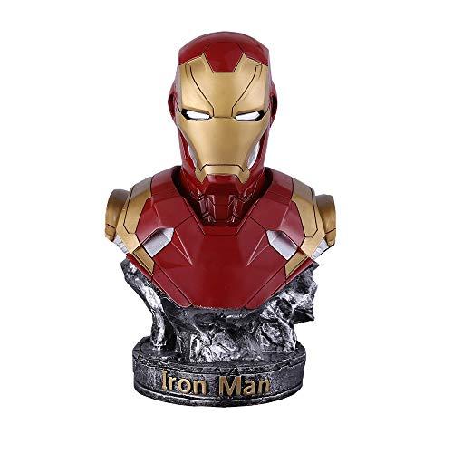 FxsD Figura de Iron Man de Marvel...