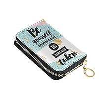 クレジットカードケース カード入れ じゃばら 大容量 スキミング防止 カードホルダー 磁気防止 おしゃれ 人気 ミニ財布 小銭入れ コンパクト 北欧風 可愛い かわいい スローガン 標語 モットー 女の子 レディース 男の子 メンズ