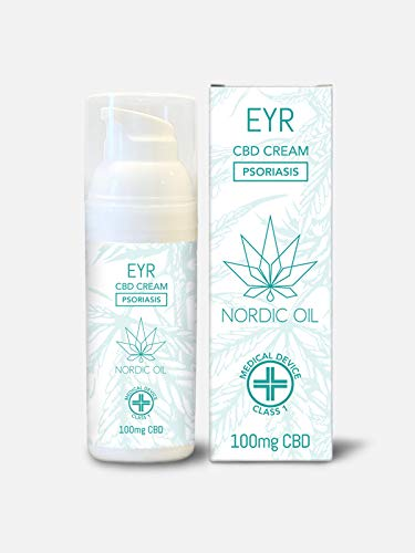 Nordic Oil - Eyr - CBD Creme gegen...