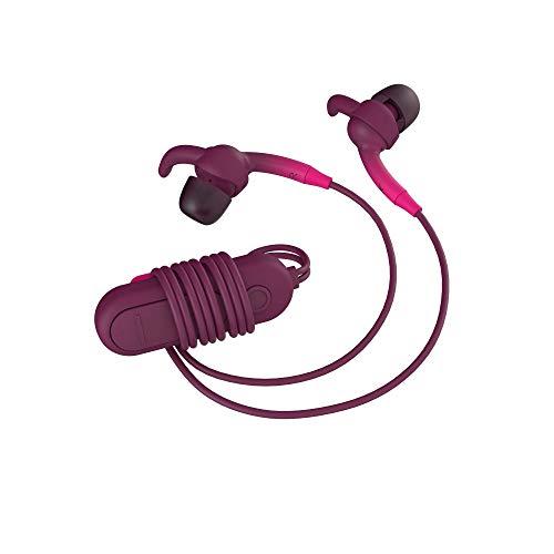 Ifrogz Earbud-Sound Hub Plugz-Fg-Purple ink - Casques Et Micros (Avec Fil &Sans Fil, Écouteur, Binaural, Intra-Aural, 20 - 20000 Hz, Rose, Violet)