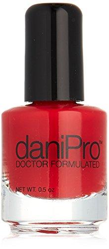 Alde Associates G12 Nail Polish Danipro Anti-Fungal Red First Kiss