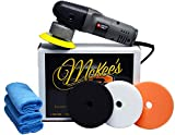 McKee's 37 Porter Cable 7424XP Intro Kit for Polishing & Waxing | Includes 3 Pads and Towels