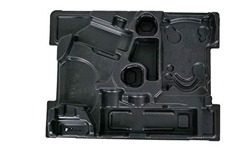Bosch Professional Einlage für Akku-Hobel GHO / Kantenfräse GKF 12 V, schwarz
