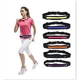 Domire – Bolsa de Running/Correr cinturón la Cintura Pack/Bolsa/Pecho/Soporte...