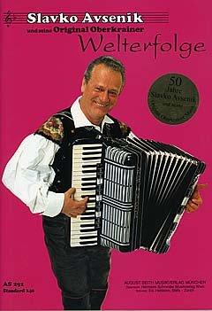 WELTERFOLGE 240 - arrangiert für Akkordeon [Noten / Sheetmusic] Komponist: AVSENIK SLAVKO