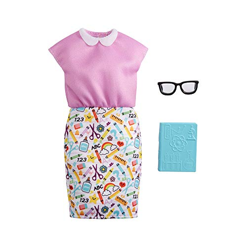 Barbie Career Teacher Fashion Pack
