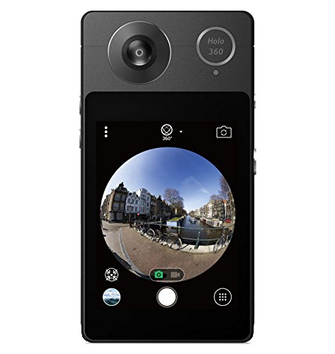 Acer Holo360 4K 360 Degree Camera 16 GB Built-in Memory