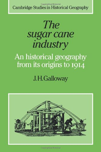 Compare Textbook Prices for The Sugar Cane Industry: An Historical Geography from its Origins to 1914 Cambridge Studies in Historical Geography, Series Number 12  ISBN 9780521022194 by Galloway, J. H.