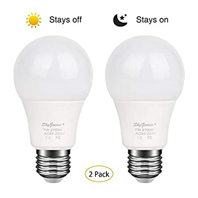 LED Dusk to Dawn Light Bulb