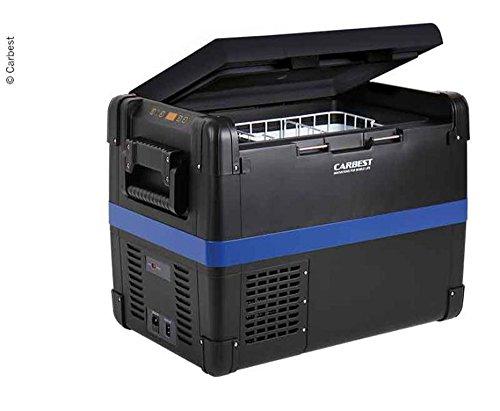 Carbest Kompressor-Kühlbox 12V/24V/220-240V, 40L, 20kg