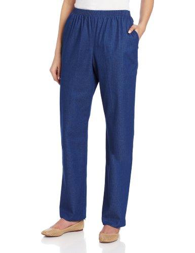 alfred dunner pants short - 2