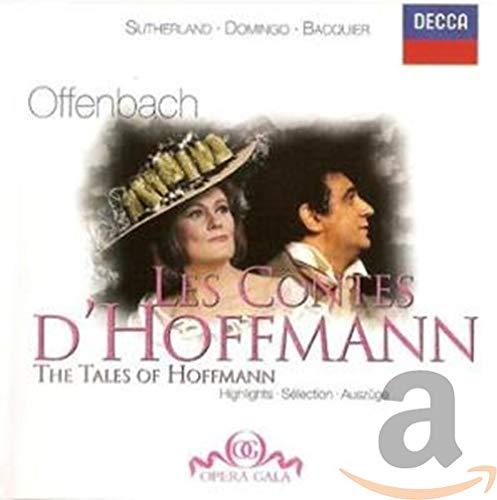 Los Cuentos Hoffmann (Seleccion) Decca