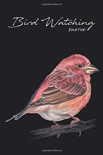 Bird Watching Journal: Bird Watching Log Book for Birdwatchers/Birding Journal Birder Gift/Hotspots Twitcher Notebook for Twitching & Birdwatching Log ... Watching Book for Adults & Kids