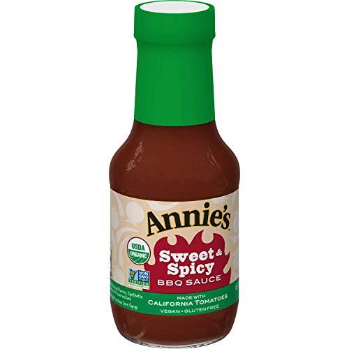 Annie's Organic Gluten Free Sweet & Spicy BBQ Sauce 12 oz