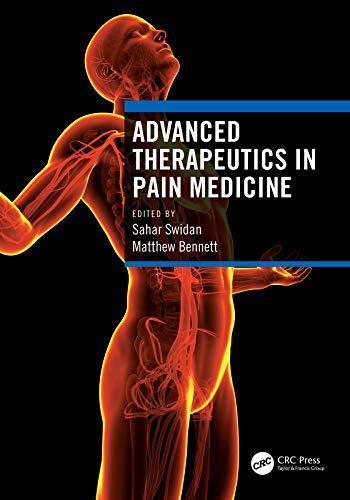 Advanced Therapeutics in Pain Medicine (English Edition)