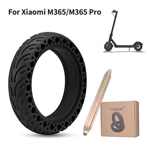pas cher un bon Pneus pleins GKER compatibles avec Xiaomi M365, pneus antidérapants amortisseurs comme Nest…