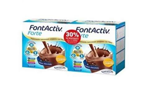 FONTACTIV DUPLO FORTE chocolate 2x14sbrs.