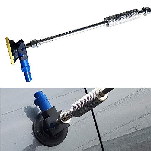 Esplic Dellen Reparatur Ausbeulwerkzeug Dellen Reparaturset, Auto Paintless Dent Removal Kit, DIY Lifter für Fahrzeug Dellen, Tür Dings, Hagel Schaden Entfernen