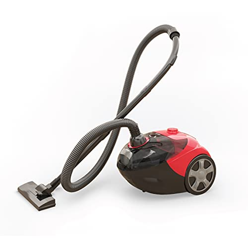 Eureka Forbes Sure From Forbes Fast Clean Vacuum Cleaner with 1150 Watts (Red & Black)