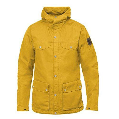 FJALLRAVEN Herren Greenland Jacket M, Löwenzahn, M
