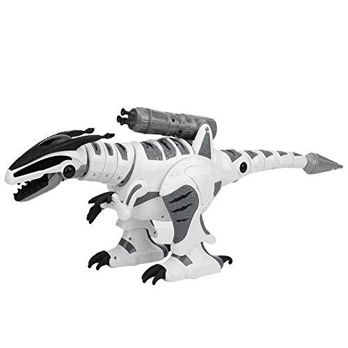 Jingyig Juguete de Dinosaurio RC, Juguete de Dinosaurio Inteligente, Juguete de Dinosaurio de plástico niños, multifunción, Regalo Duradero Bien Fabricado para niños y niñas