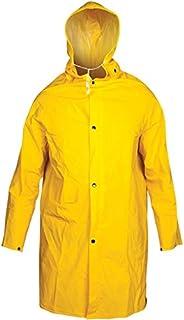 Yellow Protective Raincoat