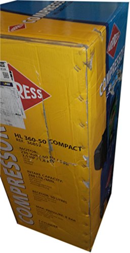 Airpress 36852 HL 360-50 Compact, 1800 W, 230 V