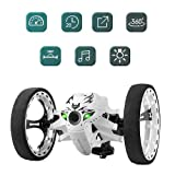 HaiMa Paierge Peg - 81 2.4Ghz Wireless Remote Control Jumping Car - Blanco Estados Unidos