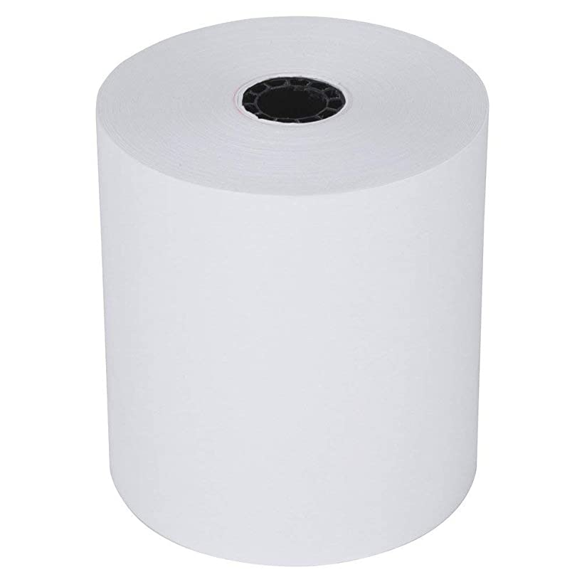 Thermal paper roll 3 1 8' x 230 MICROS TM-T88, Micros 3700, 8700 Thermal (50 Rolls) AQUILA Brand