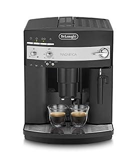 De'Longhi B ESAM 3000 Kaffeevollautomat, Edelstahl rostfrei, 1.8 liters, Schwarz (B000OC7SZ4) | Amazon price tracker / tracking, Amazon price history charts, Amazon price watches, Amazon price drop alerts