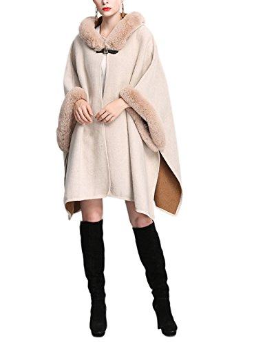 十大冬季雨衣的妇女毛皮2020