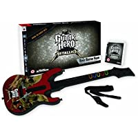 "Pack ""Guitar Hero: Metallica"" con Guitarra [PS3] [PlayStation 3] [Producto Importado]"
