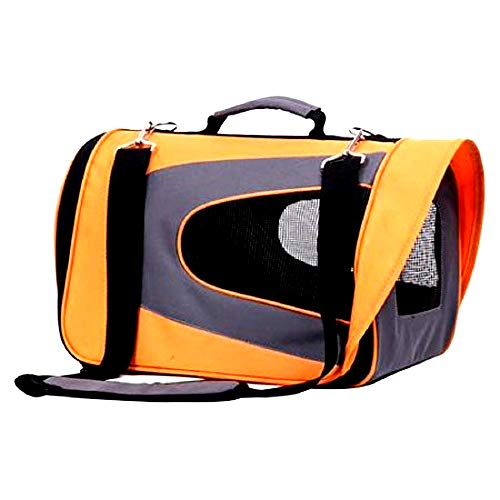 Dog Carriers Soft Sided Airline Approved Travel Carrier for Dog Cat & Bird Rated Best Pet Travel Carrier in 2017 - Skroutz Deals
