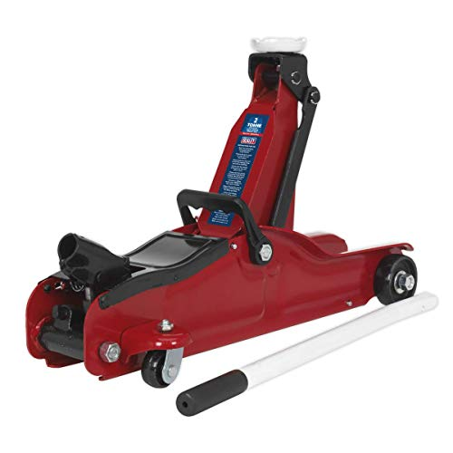 Sealey 1050cxle Trolley Jack Niedriger Eingang kurz Chassis, 2t