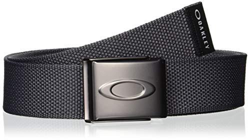 Oakley Men's Ellipse Web Belt, Forged Iron, One Size