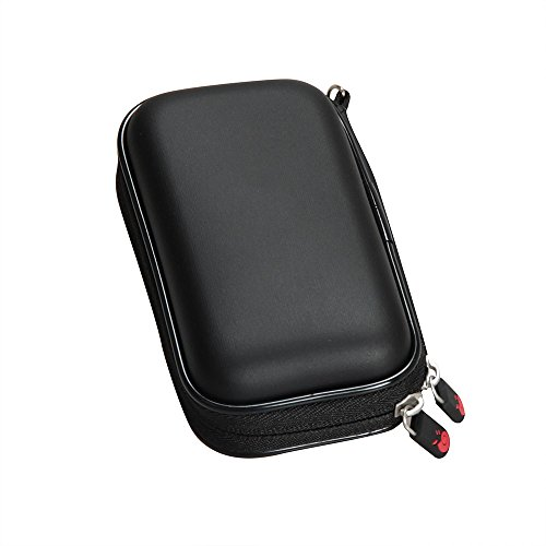 Hermitshell Travel Hard EVA case fits Braun M90 / M60b / M60 / PocketGo MobileShave Mobile Electric Shaver