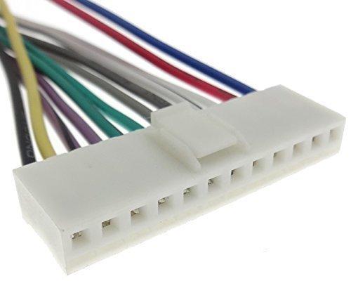 PIONEER (05) câble adaptateur pour autoradio iSO faisceau de câble de raccordement