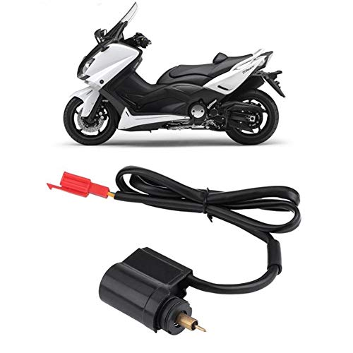 Ting WU 2 Pin Vergaser automatische elektrische Choke Fit for GY6 50cc 125cc 150cc Roller Moped Motorenteile