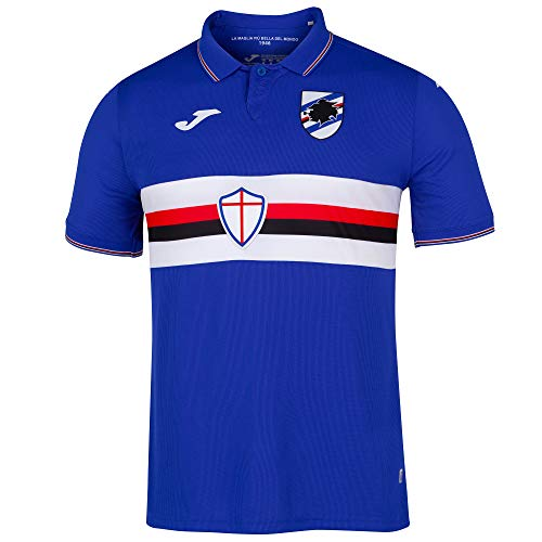 Joma Camiseta de fútbol Unisex 1ª equipación Sampdoria 2019-2020