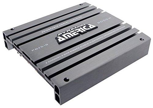 Learn More About Pyramid PB2518 3,000-Watt 2-Channel Bridgeable Mosfet Amplifier