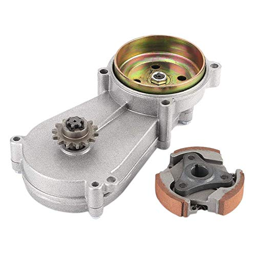 Kirmax 14T Trommel GEH?Use Getriebe Kupplungs Satz für 47Cc 49Cc Pocket Quad Dirt Bike ATV Teile Zubeh?R