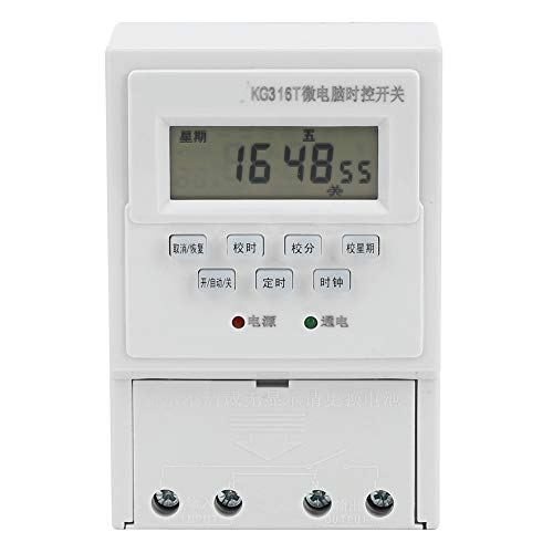Strong Time Control Switch, 25A High Current Mold 25A Resistor AC220V