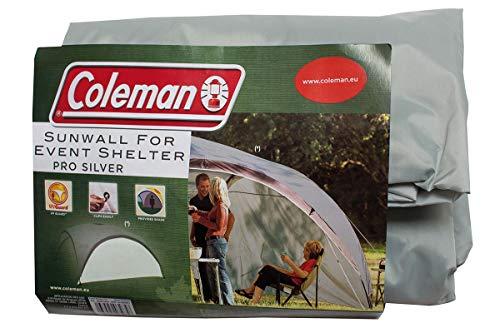 Coleman Seitenwand Event Shelter Pro L 3,6 x 3,6 m, 1 Pavillon Seitenteil geschlossen, Seitenplane, dient auch als Sonnenschutz, wasserabweisend