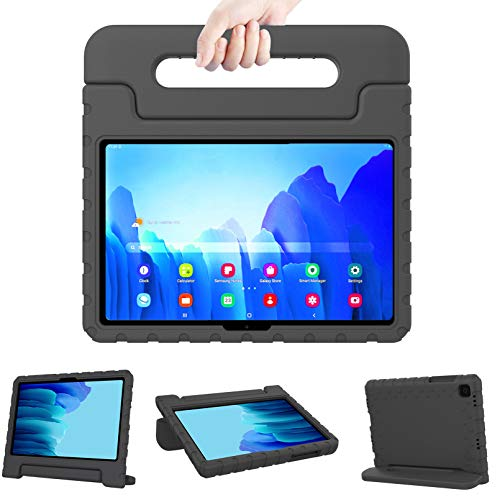 LTROP Kids Case for Samsung Galaxy Tab A7 10.4 2020, Samsung Tab A7 Case, Shock Proof Kids Friendly Handle Stand Cover Case for Galaxy Tab A7 10.4