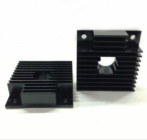 1003D Laser Drucker Schritt Kühlkörper 40* 11–40, Aluminium Heizkörper 3D Laser Zubehör Kühlkörper