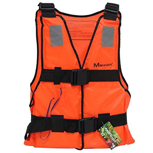 Chaleco de natación para Adultos, Chaleco de Pesca Inflable, Traje de Pesca Chaleco de flotabilidad de natación para Adultos Chaleco Salvavidas cómodo y Ajustable para Paseos en Bote, Pesca, Surf