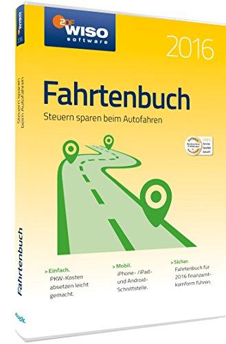 WISO Fahrtenbuch 2016 [PC Download]